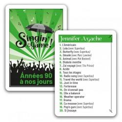 "Carte promo ""Jenifer Ayache"""
