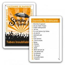 """Carte promo """"Quentin Mosiman"""""""