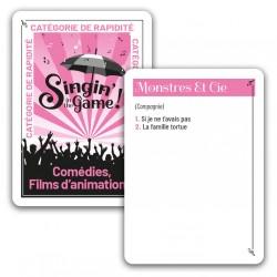 "Carte promo ""Monstres et..."