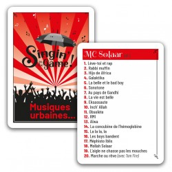 """Carte promo alternative """"MC..."""