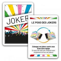 """Joker promo """"Le pogo des..."""