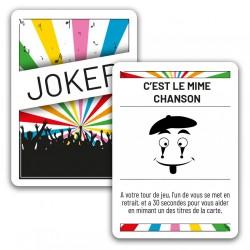 """Joker promo """"C'est le mime..."""