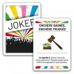 "Joker promo ""Enchère..."