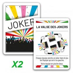 "2x jokers promo ""La valse..."